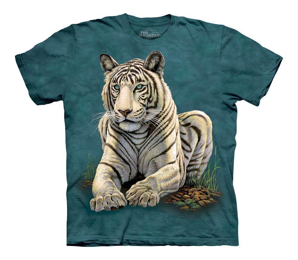 3D футболка для мальчика The Mountain р.XL 13-15 лет футболки детские с 3д (Пристальный Взгляд)