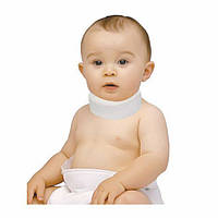 Бандаж для фиксации шейного отдела позвоночника грудничковый 5 см.ТВ-001