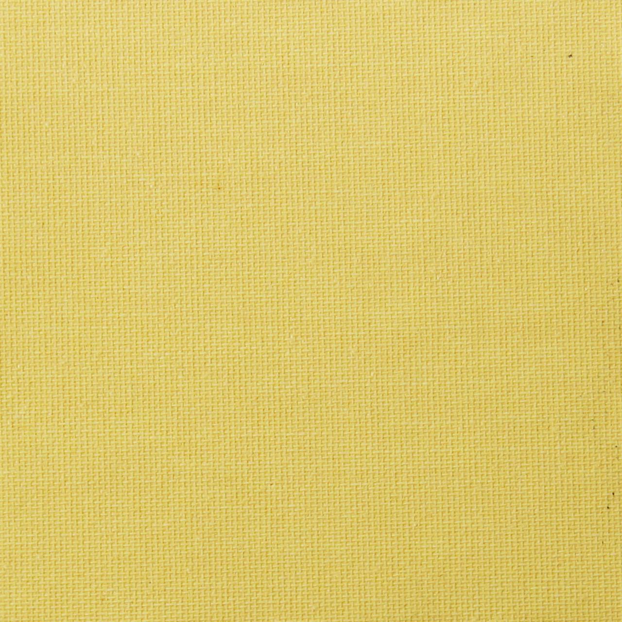 Рулонные шторы Ткань Однотонная А-616 Жёлтый