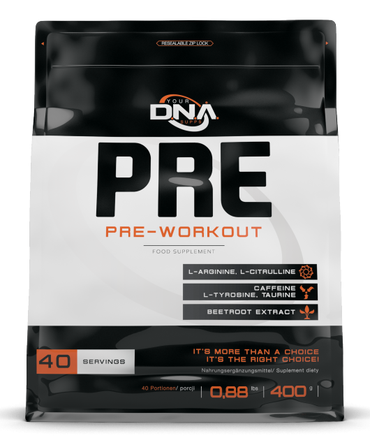 Olimp DNA Pre-Workout 400g