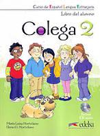 Colega 2 Pack (Libro del alumno + Cuaderno de ejercicios + CD audio)