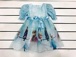 Платья для девочки 4-7 лет