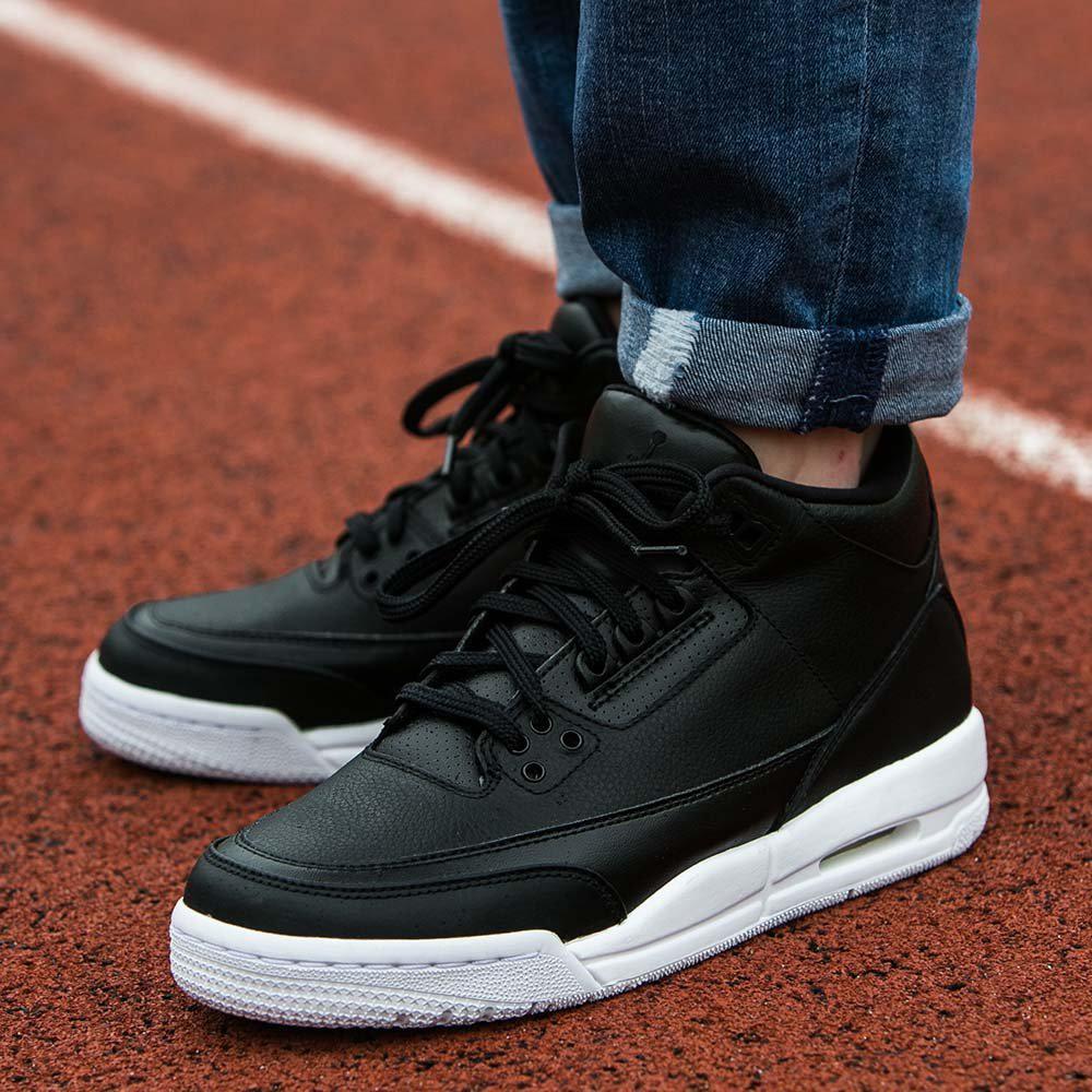 db689841f22 Оригинальные молодежные кроссовки для баскетбола Air Jordan 3 Retro (BG)
