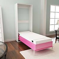 Ліжко-шафа трансформер односпальне/Кровать-шкаф трансформер односпальная