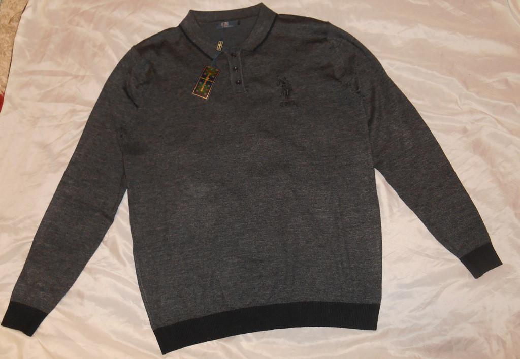 ... Мужская кофта свитер POLO Ralph Lauren 688a7dc28a534