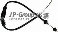 JP GROUP VW ТРОС СЦЕПЛ. (АВТО РЕГУЛ.) Т4 90- Номер:1170202100
