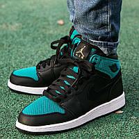6c3a1ec9 Оригинальные молодежные кроссовки для баскетбола Air Jordan 1 Retro High  (GG)