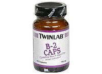 Витамины Twinlab B-2 Caps 100 капсул