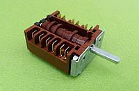 Переключатель шестипозиционный 46.23866.528 для электроплит, электродуховок       EGO, Германия, фото 1
