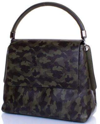 69bd91939de6 Кожаная сумка женская Desisan SHI1518-4 зеленые оттенки — только ...