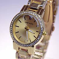 Женские часы ANNE KLEIN Gold steel