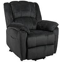 Подъемное кресло с двумя моторами HANNA (серое)