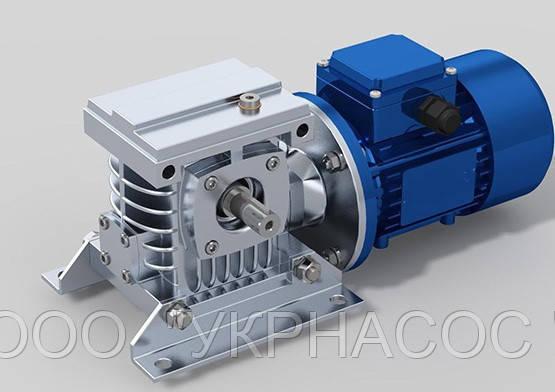 Мотор-редуктор МЧ-125-22,4-2,2