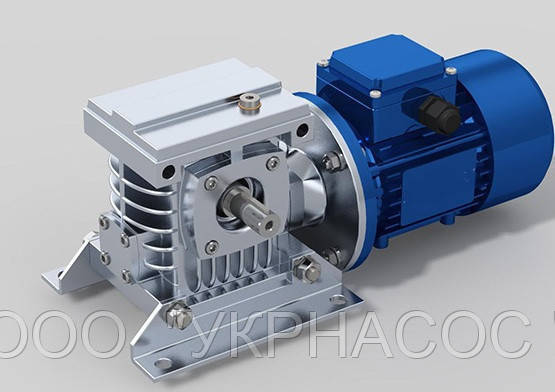 Мотор-редуктор МЧ-125-45-5,5