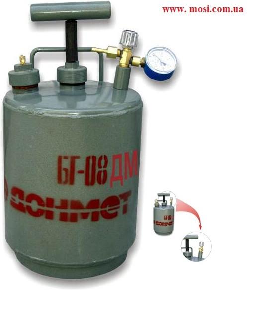 Бачок для жидкого горючего БГ-08-1ДМ (6*)