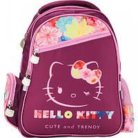 Рюкзак школьный для девочки KITE Hello Kitty 520