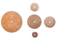 Отрезные спечённые алмазные диски Алмаз АС32/М2-01, 25 х 5.8 мм, 0.6 мм