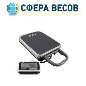 Весы электронные напольные CAS PB (30/60 кг), фото 2