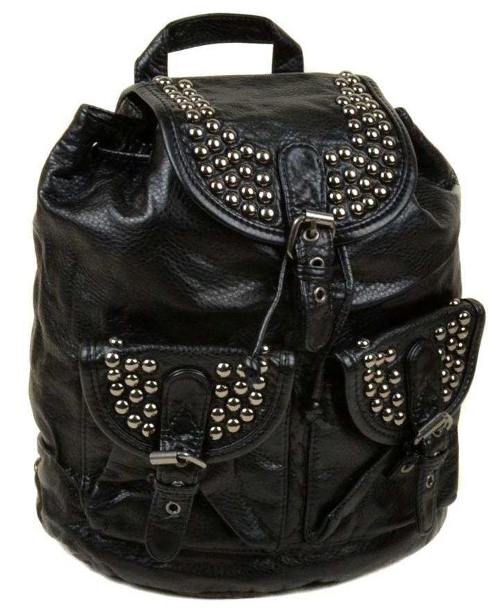 4ed5311a2a09 Большой кожаный женский рюкзак. Женская сумка девушкам. Сумка Портфель  нетбук. ДР01, фото