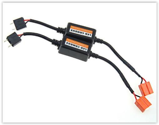 Блок CANBUS Anti Flicker, H7 для светодиодных LED автоламп