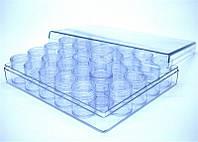 Баночки-закрутки круглые 12 мл, 30 шт