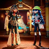 Новый эксклюзив Монстер Хай: Куклы Клео и Гулия