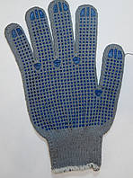 Перчатки рабочие Серые польские