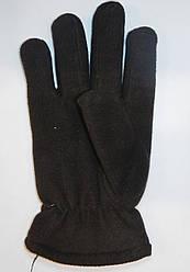 Перчатки Кашемир двойные