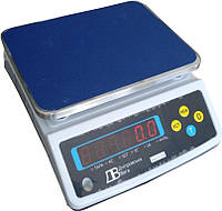 Весы электронные фасовочные ВТЕ-Центровес-3-Т3-ДВ1-0,2