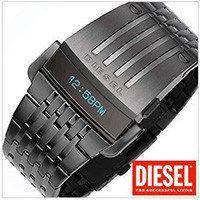 Кварцевые мужские стильные наручные часы Diesel Хищник (Дизель)- оригинал