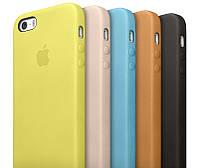 Чехол для Iphone 5/5S Оригинал Apple 100%. Натуральная кожа. Из США, фото 1