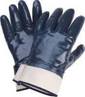 Перчатки рабочие Маслобензостойкие синие