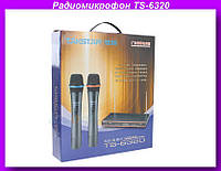 Радиомикрофон TS-6320,Радиомикрофон Takstar TS-6320,Системы Professional караоке