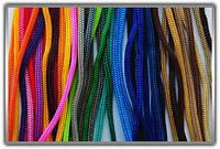 Шнур цветной полипропиленовый Ø4мм