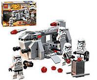 """Конструктор Bela Space Wars 10365 """"Транспорт Имперских Войск"""" 141 деталь (аналог Lego Star Wars), фото 1"""