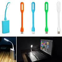 Фонарик USB LED Light Plastic (в пакете)