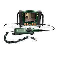 Видеоэндоскоп (бороскоп) Extech HDV640 - видео дефектоскоп с поворотной головкой с камерой высокой четкости
