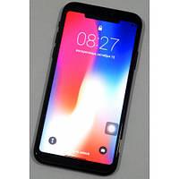 "Китайский айфон копия IPhone Х (1 sim), экран 5.5"", 4 ядра, WiFi, Android, 13МР, бюджетный телефон дешево!"