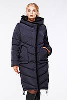Женское стеганное зимние пальто Nui Very Антония р-ры 46,48,50,52,54,56,58,60