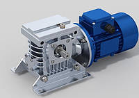 Мотор-редуктор МЧ-80-140 140  об/мин выходного вала, фото 1