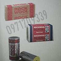 Базальтова вата Роквул Rockwol плитова для даху та фасаду (виробник Польша)