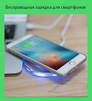 Беспроводная зарядка для смартфонов с ресивиром  - Wireless Charger Fantasy- ДЛЯ АЙФОНА!Опт