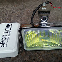 Фара дополнительного света для джипов №1717 (кристалл) с витрины., фото 1