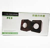 Колонки USB 2.0 FC3 2H