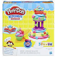 Игровой набор Play-doh Набор для выпечки