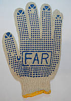 Перчатки рабочие Фара