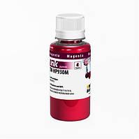 Чернила ColorWay HP 932, Magenta Pigment, 100 мл (CW-HP930M01)