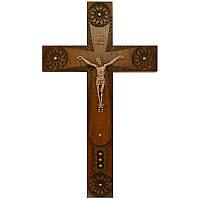 Резной крест 04
