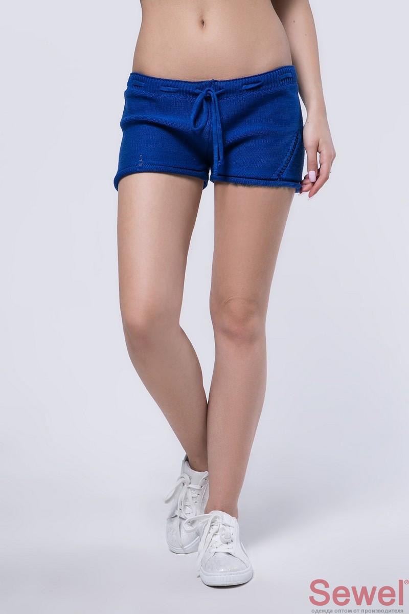Женские летние хлопковые шорты
