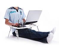 Столик для ноутбука с охлаждением Складной портативный многофункциональный столик E-Table